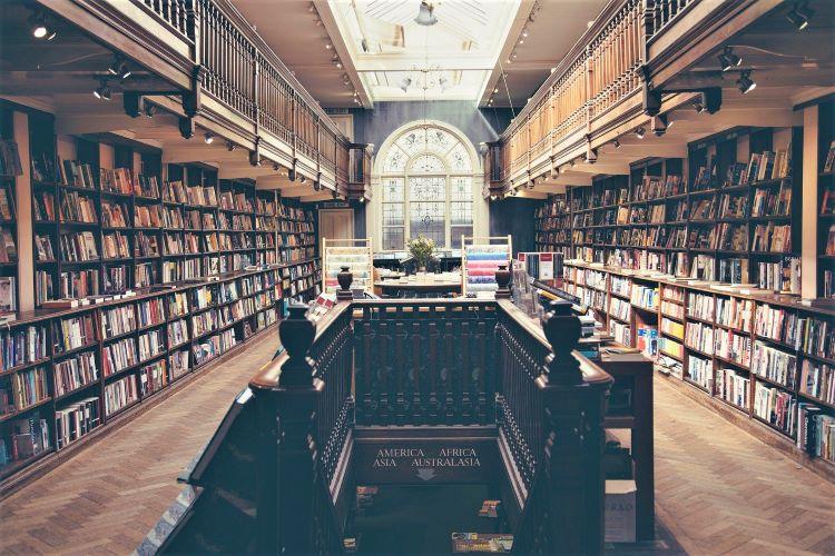 外国の図書館